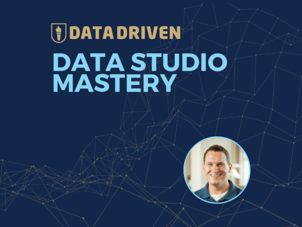Data Studio Mastery course image