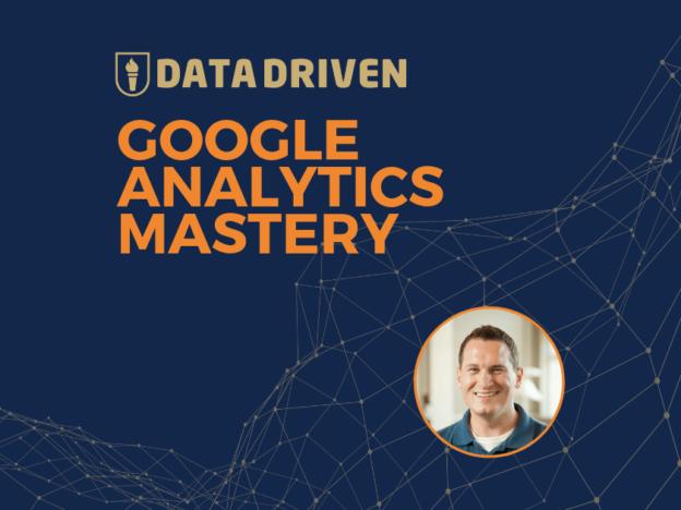 Google Analytics Mastery course image