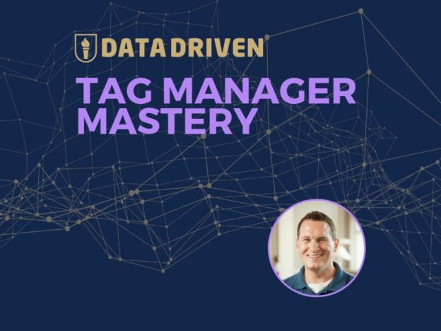 Tag Manager Mastery course image
